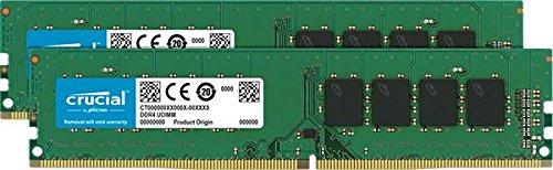 Crucial 16GB Kit (8GBx2) DDR4 2133MHz