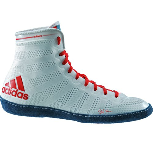 Zapatos de lucha Adidas Performance Adizero Wrestling XIV, para hombres, 13 D(M) US