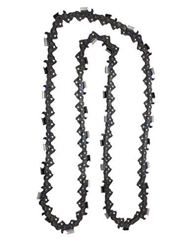 """Leader_Pneumatic Chainsaw Chain 20"""" Saw Chain 0.325"""" Pitch, 0.058"""" Gauge Chainsaw 76 Drive Links Replacement"""