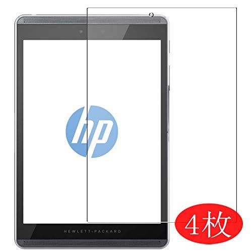 Vaxson 4 Stück Schutzfolie kompatibel mit HP Pro Slate 8 7.9