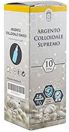 SEB Argento Colloidale Ionico 10 Ppm - 100 Ml