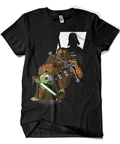 705-Camiseta Monters Wars (2MZ)