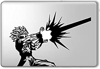 Univers3 Goku Kamehameha Dragonball Z VINYL DECAL STICKER FOR MACBOOK / NOTEBOOK / LAPTOP