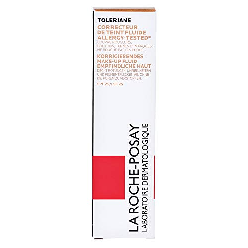 LA ROCHE-POSAY TOLERIANE Teint Make-up Fluid Doré Nr. 15,30ml