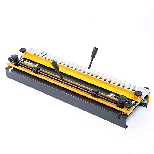 """24"""" Dovetail Jig Tool Joint Jig Dovetail Gripper Cable Machine for Woodworking"""
