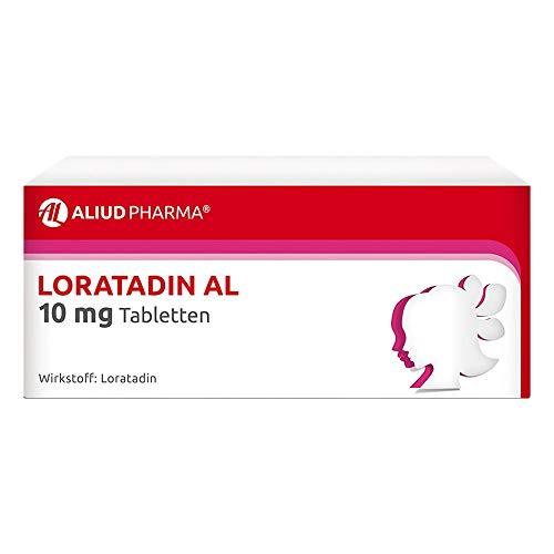 LORATADIN AL 10 mg Tabletten 50 St