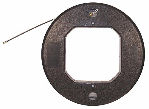 APIEX - Guia pasacables electricista de acero flexible recubierto de nylon 20...