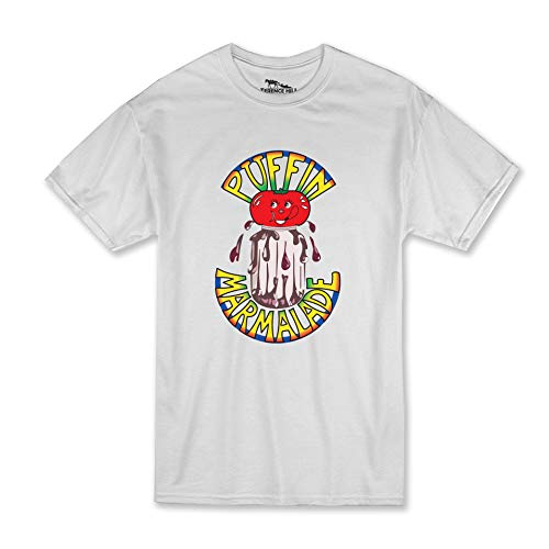 Terence Hill T-Shirt - Puffin Marmelade (Weiss) (L)