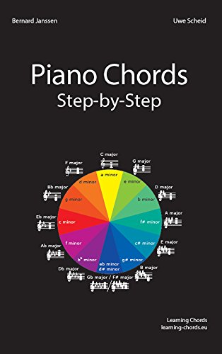 Piano Chords,Step-by-Step