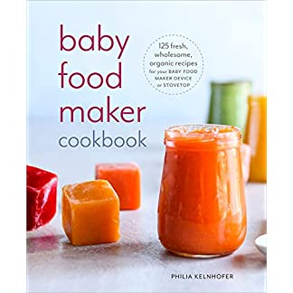 Baby food maker cookbook India