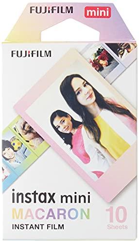 Filme Fujifilm Instax Mini Macaron - 10 fotos