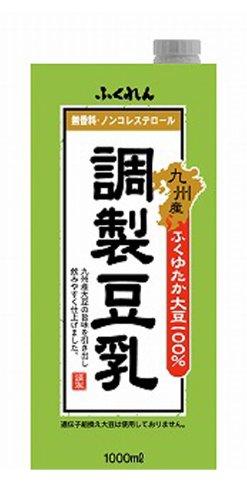 ふくれん『九州産ふくゆたか大豆 調製豆乳』