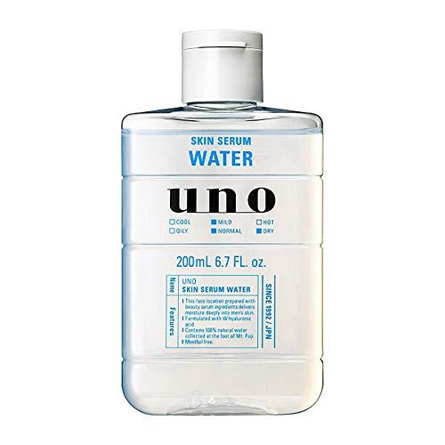 UNO Skin Serum Water Men's Skin Lotion - 200ml (Green Tea Set)