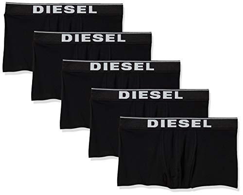 Diesel UMBX-DAMIENFIVEPACK Slip Boxer, E4356/0jkkb, XL (Pacco da 5) Uomo