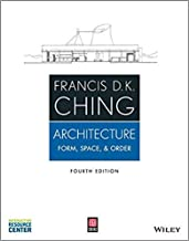 [By Francis D. K. Ching ] Architecture: Form, Space, and Order 4th Edition (Paperback)【2018】by Francis D. K. Ching (Author) (Paperback)