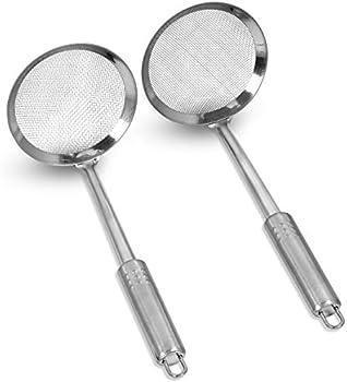 2-Pack Simpli-Magic Stainless Steel Cooking Utensils