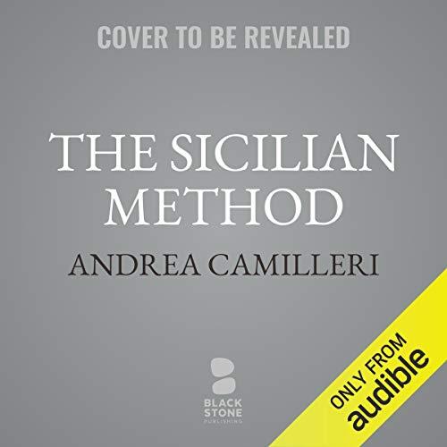 The Sicilian Method audiobook cover art