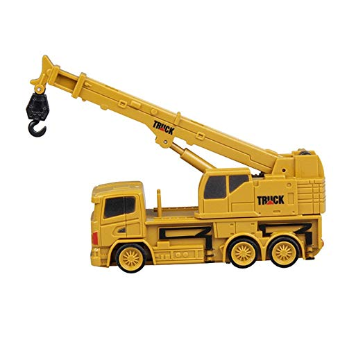 HSKB Ferngesteuertes RC Wireless Truck, Bagger Traktor LKW Digger Auto 2.4G Fernbedienung Engineering Fahrzeug Buggy Car RTR Racing Rennauto LKW für Kinder Spielzeug Akku Geschenk !!! (C)