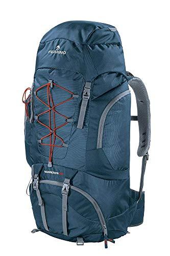 Ferrino Narrows Mochila Hiking Unisex Azul 70 Litros