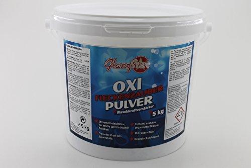 GlanzStar Zauber Oxi Reiniger Sauerstoffreiniger Waschkraftverstärker 5000gr