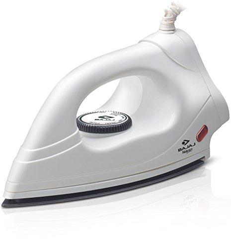 Bajaj DX 4 L/W 1000-Watt Iron (White)