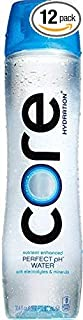 CORE Hydration, 30.4 Fl Oz (Pack of 12), Nutrient Enhanced Water, Perfect 7.4 Natural pH, Ultra-Purified With Electrolytes and Minerals, Cup Cap For Sharing (Limited Edition)