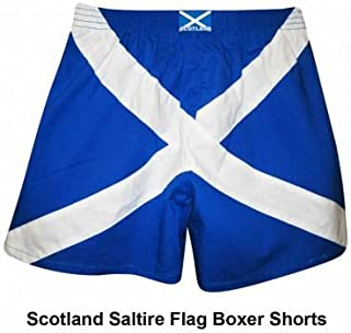 BUNO9H4 Welsh American Heart Flags Mens Cotton Underwear Shorts Underpants Boxer Briefs