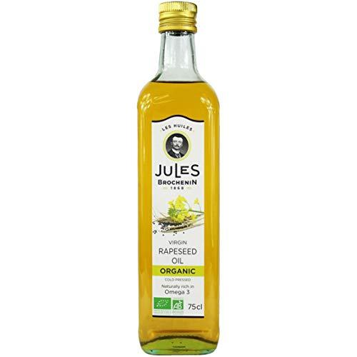 Aceite de colza Omega-3 BIO 750 ml - JULES BROCHENIN