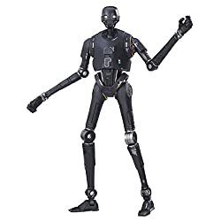 K-2SO Star Wars Rogue One Actionfigur Black Series