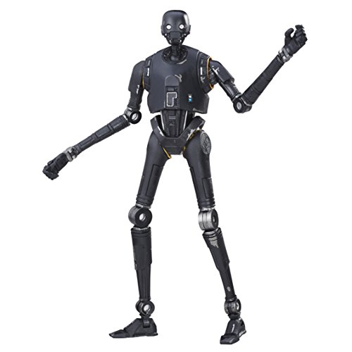 Star Wars Rogue One - Figura K2SO, 15 cm (Hasbro B9396ES0)