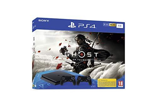 PlayStation 4 (PS4) - Consola 1 TB + GoT + 2ºDS4