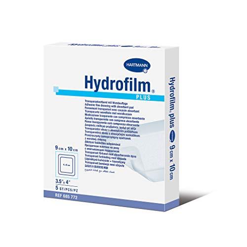 HYDROFILM Plus Transparentverband 9x15 cm 25 St, 293 g
