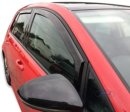 J&J AUTOMOTIVE DEFLETTORI ARIA ANTITURBO VW Golf VII 5 porte 2012-2019 4 piéces