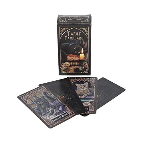 Gothic and Fantasy Tarot Familiar Cards