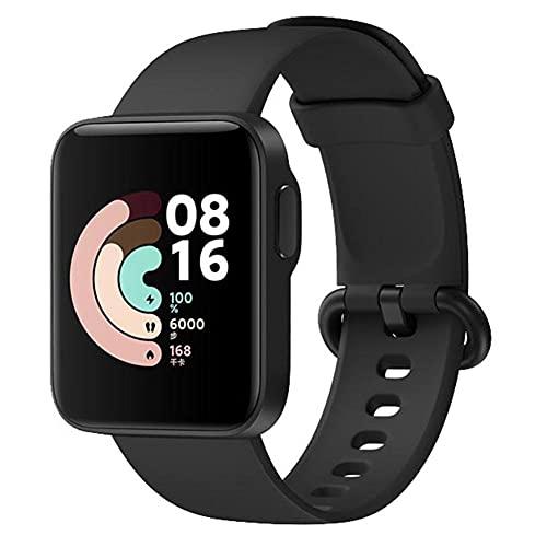 Pulsera de seguimiento de actividad con monitor de ritmo cardíaco, monitor de presión arterial Xiaomi REDMI WT01 de 1,4 pulgadas, Bluetooth, reloj