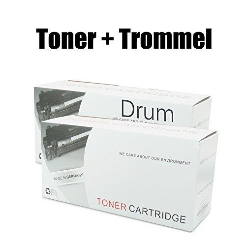 Rebuilt Toner und Trommel Set für Brother TN 6600/DR 6000 HL1220 HL1230 HL1240 HL1250 HL1270 HL1270N HL1430 HL1440.