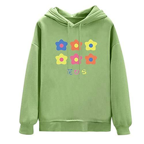 ZCMWY sweatshirt 3D voorjaar herfst vrouwen leuke hoodie pullover tops casual cartoon print blouse grote hoodie met capuchon vrouwen kleding