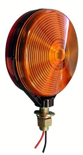 PETERSON MFG V3132RA STOP & TAIL, Red/Amber