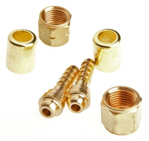Forney 60326 Hose Repair Kit, Oxygen...