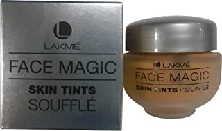 Lakme Face Magic Skin Tints Souffle Foundation(Natural Shell)