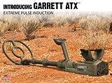 Garrett - Rilevatore di metalli Atx-tecnologia a induzione pulsata, per ricercatori di oro
