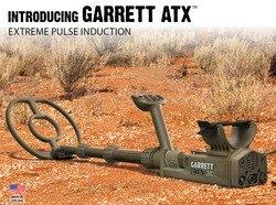 Garrett-Detector de metales ATX para buscar oro, tecnología de inducción pulsada