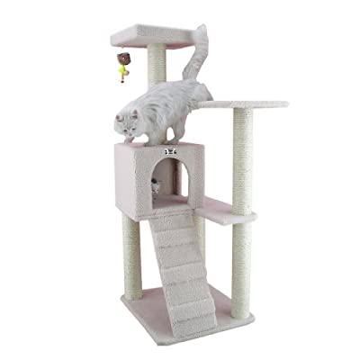 Cat Tree Armarkat B5301 53-Inch Cat Tree,... [tag]