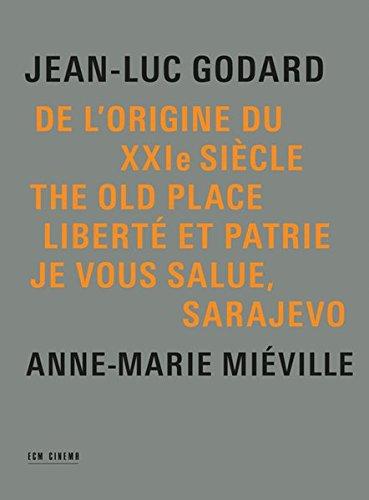 De l'origine du XXIe siecle / The Old Place / Liberte et Patrie / Je vous salue, Sarajevo, 1 DVD m. Buch