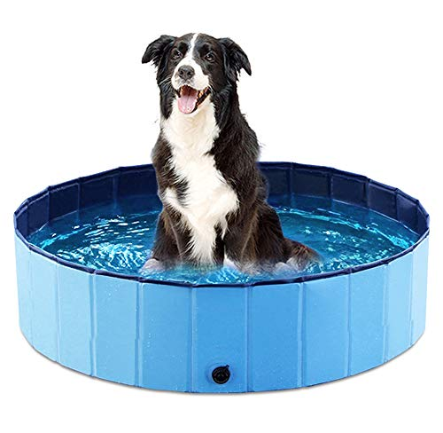 Jasonwell Foldable Dog Bath Tub