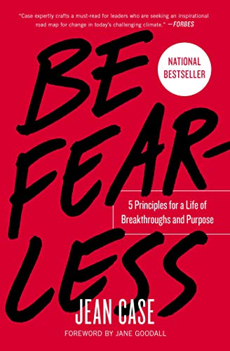 Be Fearless: 5 Principles for a Life of Breakthroughs and Purpose (English...