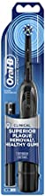 Oral-B Pro-Health Clinical, Superior Clean, Battery Power Electric Toothbrush, Black