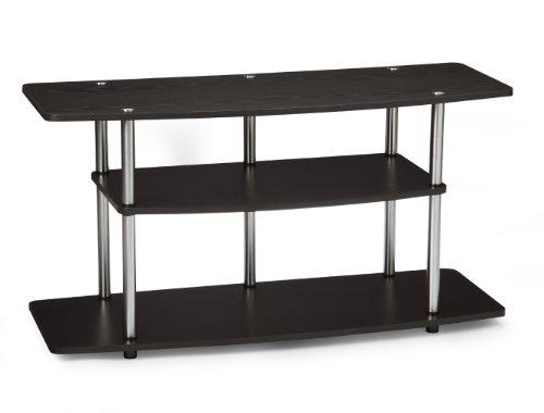 Convenience Concepts 131031ES Designs2Go 3-Tier Wide TV Stand, Espresso