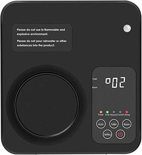 WANXIAN [Actualizado Purificador De Aire Inicio Generador De Ozono Ionizador De Aire Desodorizador De Eliminación De Olores No Es Necesario Reemplazar El Filtro. ✅