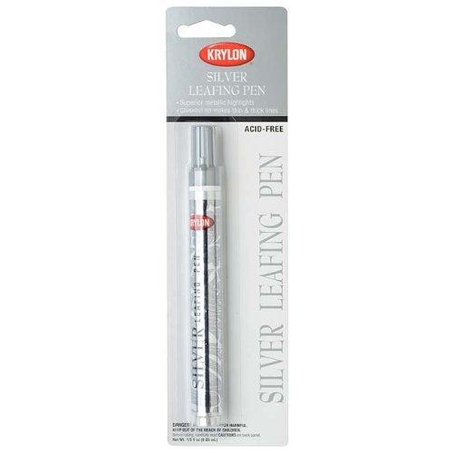 Krylon 9902 Leafing Pen - Silver